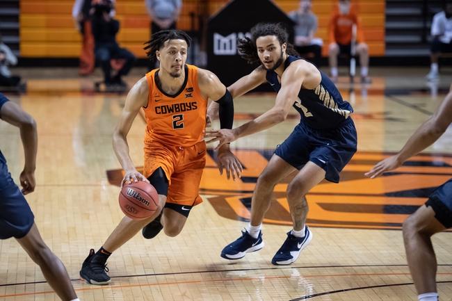 Oklahoma State vs TCU College Basketball Picks, Odds, Predictions 12/16/20