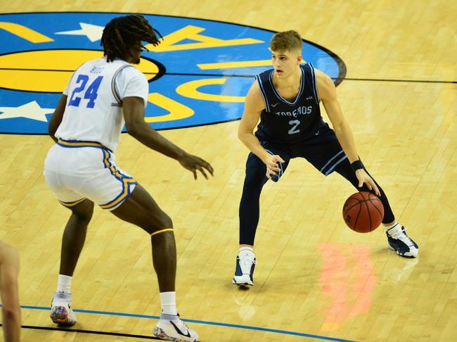 San Diego vs Nevada College Basketball Picks, Odds, Predictions 12/14/20