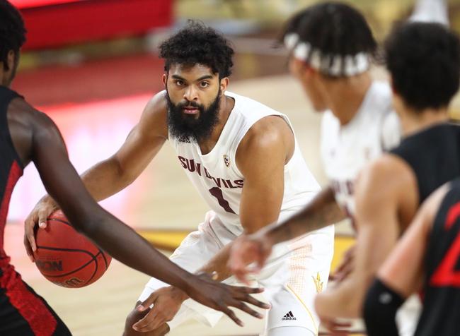 Grand Canyon vs Arizona State College Basketball Picks, Odds, Predictions 12/13/20