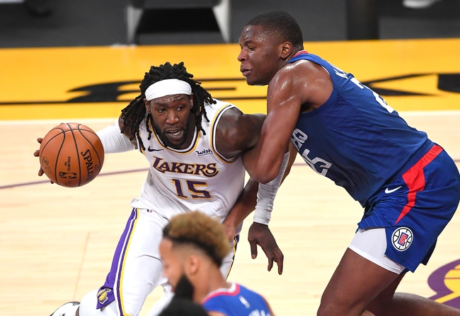 Los Angeles Lakers vs. Los Angeles Clippers NBA Picks, Odds, Predictions 12/13/20