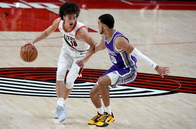 Portland Trail Blazers vs. Sacramento Kings NBA Picks, Odds, Predictions 12/13/20