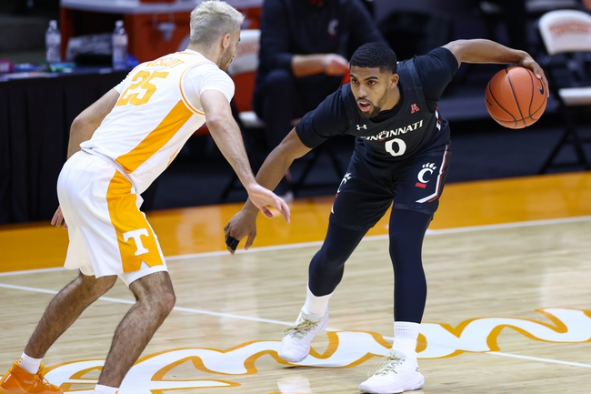 Cincinnati vs USF College Basketball Picks, Odds, Predictions 12/16/20