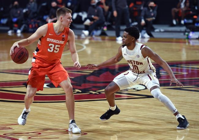 Syracuse vs Northeastern College Basketball Picks, Odds, Predictions 12/16/20