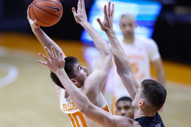 Tennessee vs Appalachian State College Basketball Picks, Odds, Predictions 12/15/20