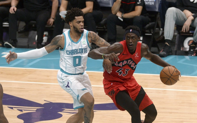 Charlotte Hornets vs. Toronto Raptors NBA Picks, Odds, Predictions 12/14/20