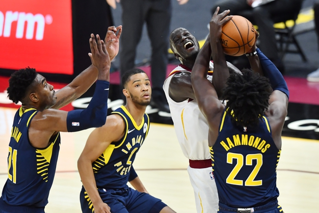 Cleveland Cavaliers vs. Indiana Pacers NBA Picks, Odds, Predictions 12/14/20