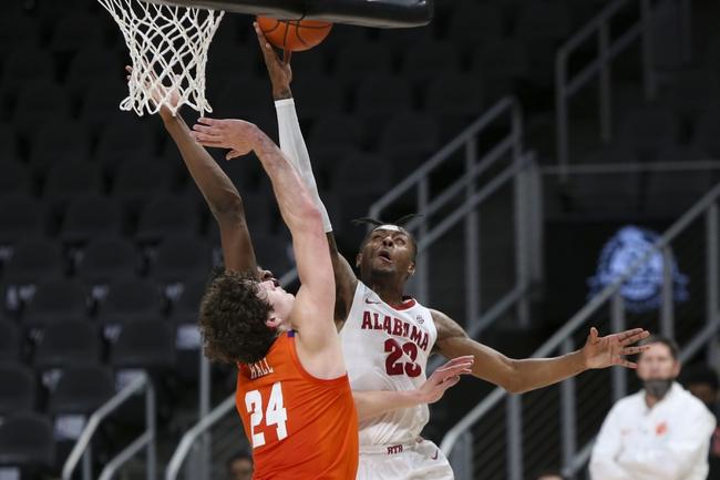Alabama vs Furman College Basketball Picks, Odds, Predictions 12/15/20