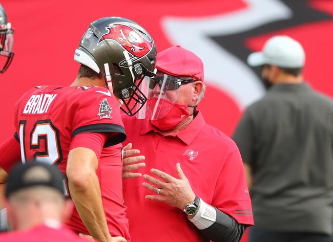 Tampa Bay Buccaneers at Atlanta Falcons: 12/20/20 NFL Picks and Predictions