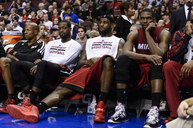 Miami Heat vs. Philadelphia 76ers NBA Pick, Odds ...