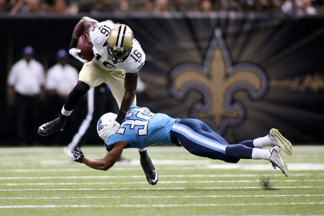 New Orleans Saints vs. Tennessee Titans - 11/8/15 NFL Pick, Odds, and Prediction