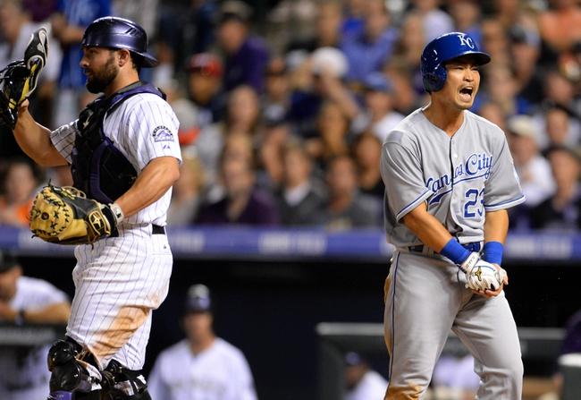 Colorado Rockies vs. Kansas City Royals MLB Pick, Odds, Prediction - 8/20/14 - Sports Chat Place