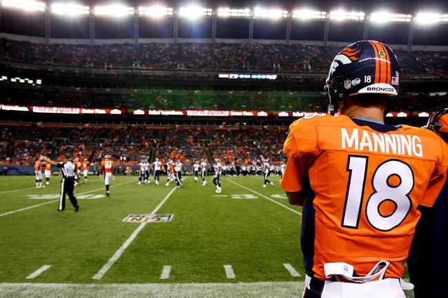 Broncos vs. Texans - 8/22/15 NFL Pick, Odds, and Prediction
