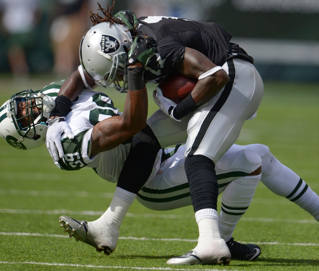 Oakland Raiders vs. New York Jets - 11/1/15 NFL Pick, Odds, and Prediction