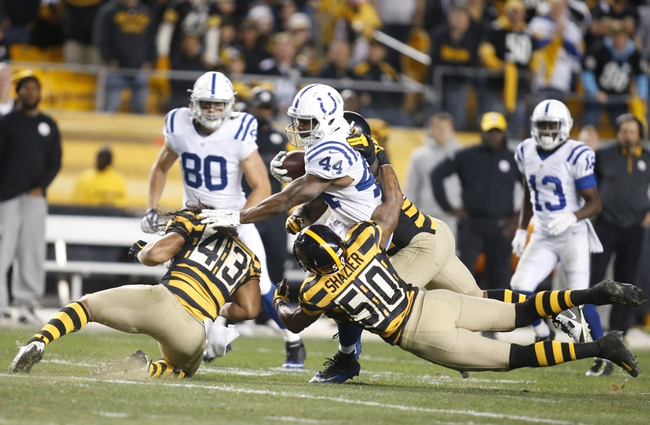 Steelers vs. Colts - 12/6/15 NFL Pick, Odds, and Prediction