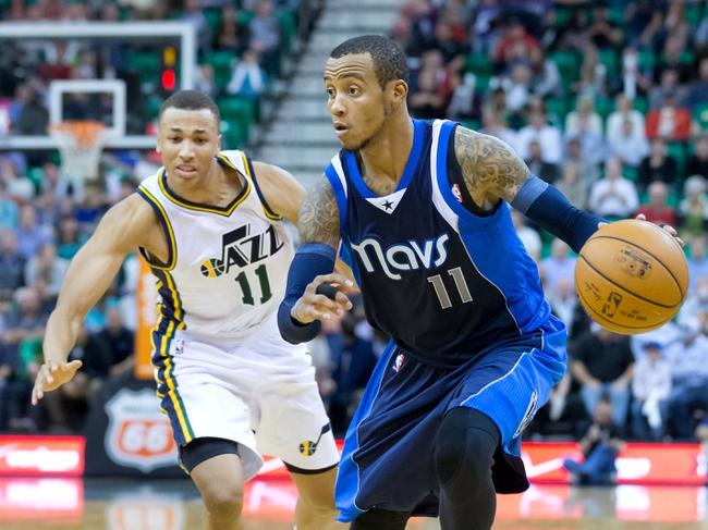 Mavericks vs. Jazz - 2/11/15 NBA Pick, Odds, and Prediction