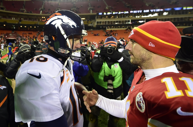 Broncos vs. Chiefs - 11/15/15 NFL Pick, Odds, and Prediction