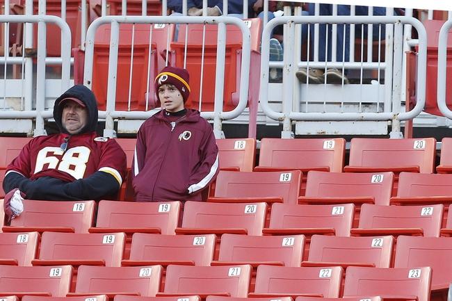 Redskins vs. Rams - 9/20/15 NFL Pick, Odds, and Prediction