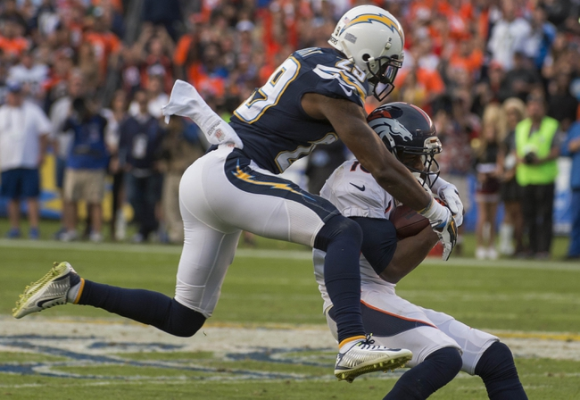 San Diego Chargers vs. Denver Broncos - 12/6/15 NFL Pick, Odds, and Prediction