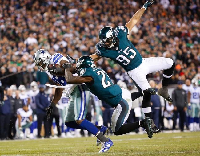 Eagles vs. Cowboys - 9/20/15 NFL Pick, Odds, and Prediction