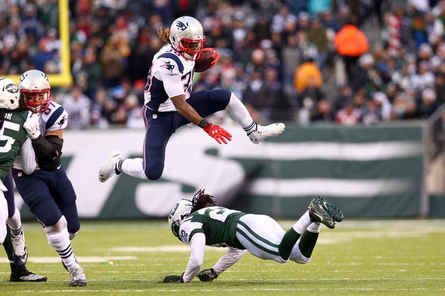New England Patriots vs. New York Jets - 10/25/15 NFL Pick, Odds, and Prediction