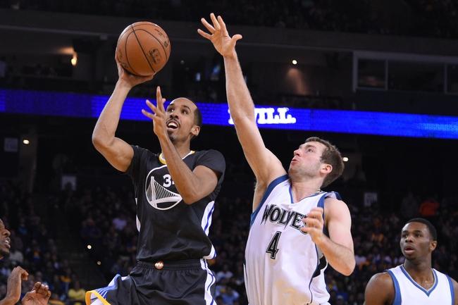 Timberwolves vs. Warriors - 2/11/15 NBA Pick, Odds, and Prediction