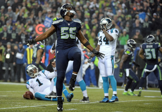 Seattle Seahawks vs. Carolina Panthers - 10/18/15 NFL Pick, Odds, and Prediction
