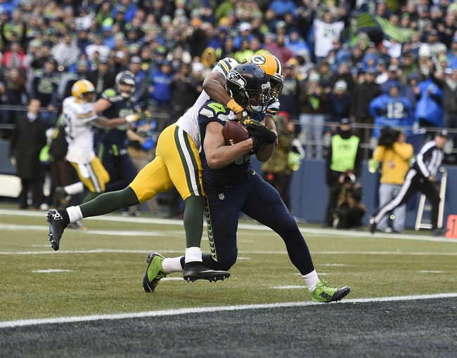 Seattle Seahawks at Green Bay Packers - 9/20/15 NFL Pick, Odds, and Prediction