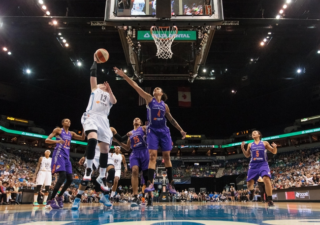 Phoenix Mercury vs. Indiana Fever - 6/7/17 WNBA Pick, Odds, and Prediction