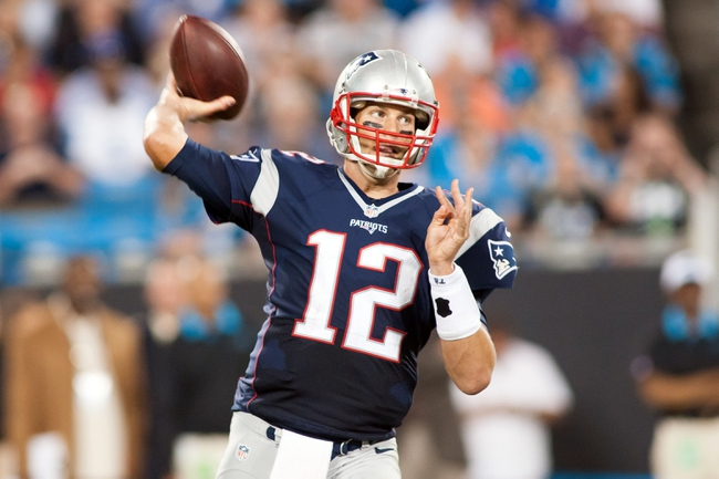 Patriots vs. Giants - 9/3/15 NFL Pick, Odds, and Prediction