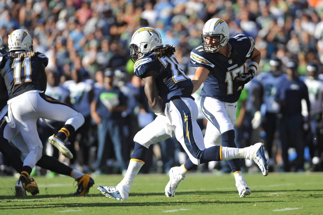 Detroit Lions at San Diego Chargers - 9/13/15 NFL Pick, Odds, and Prediction