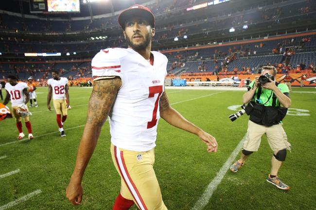 49ers vs. Vikings - 9/14/15 NFL Pick, Odds, and Prediction