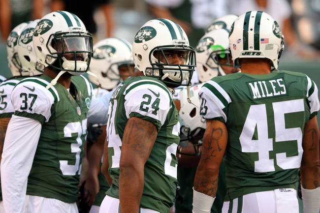 Jets vs. Browns - 9/13/15 NFL Pick, Odds, and Prediction