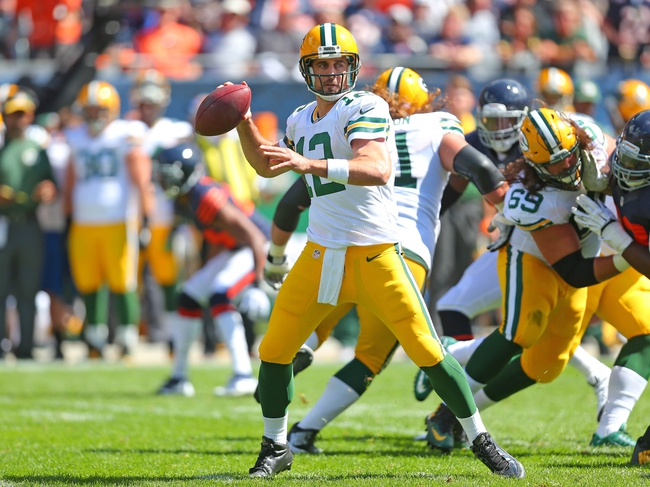 Packers vs. Seahawks - 9/20/15 NFL Pick, Odds, and Prediction