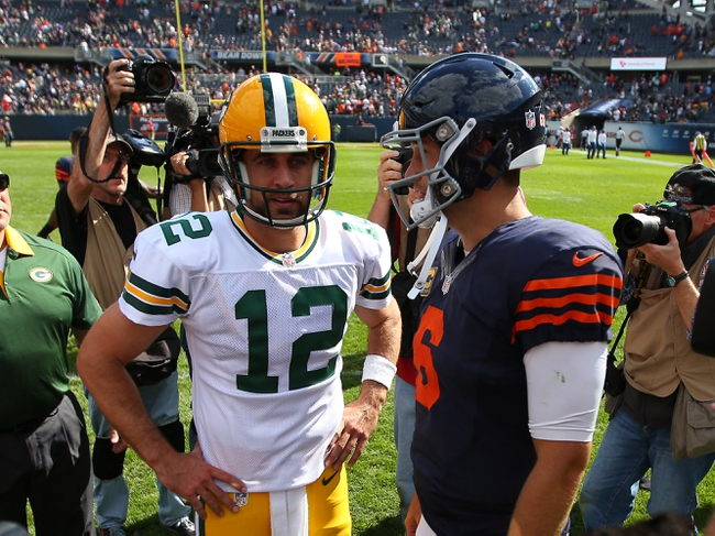 Chicago Bears at Green Bay Packers - 11/26/15 NFL Pick, Odds, and Prediction