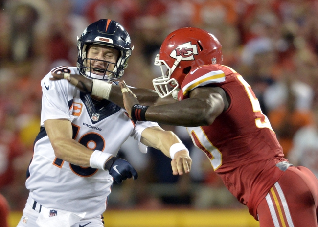 Denver Broncos at Kansas City Chiefs 9/17/15 NFL Score, Recap, News and Notes