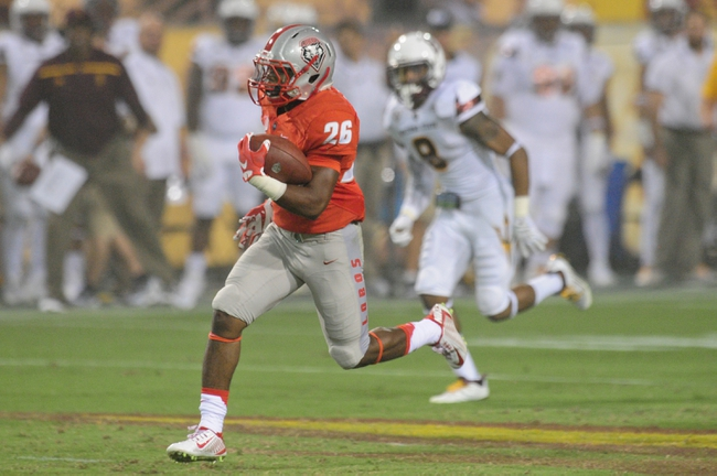 New Mexico vs. Nevada - 11/5/16 College Football Pick, Odds, and Prediction