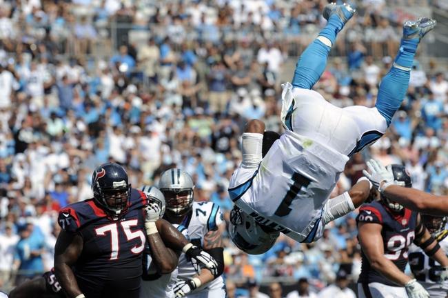 Houston Texans at Carolina Panthers - 8/9/17 NFL Pick, Odds, and Prediction