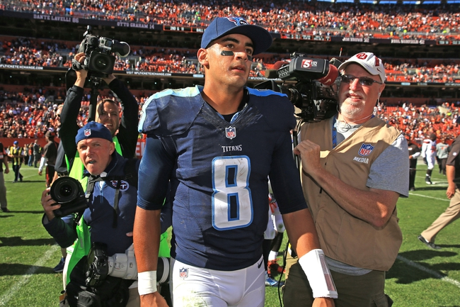 Titans vs. Colts - 9/27/15 NFL Pick, Odds, and Prediction