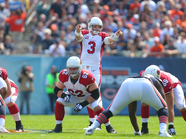 Cardinals vs. 49ers - 9/27/15 NFL Pick, Odds, and Prediction
