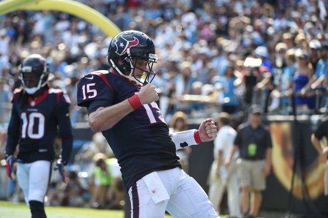 Texans vs. Buccaneers - 9/27/15 NFL Pick, Odds, and Prediction
