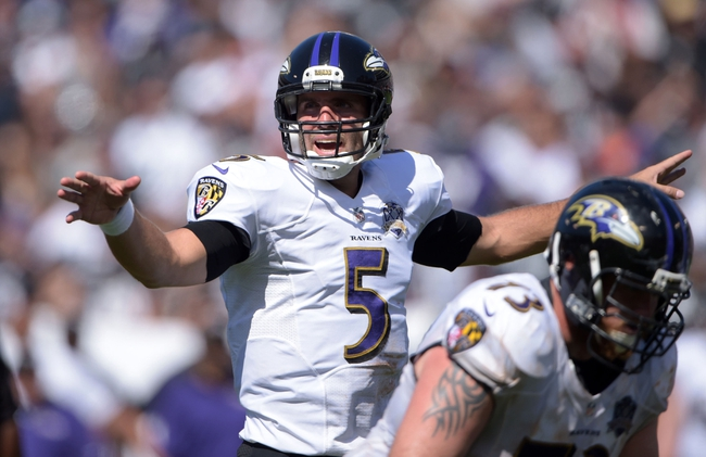 Ravens vs. Bengals - 9/27/15 NFL Pick, Odds, and Prediction