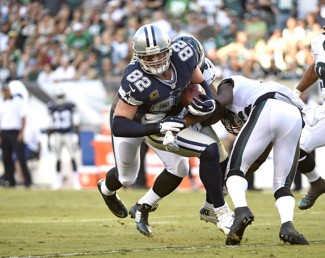 NFL News: Player News and Updates for 9/23/15