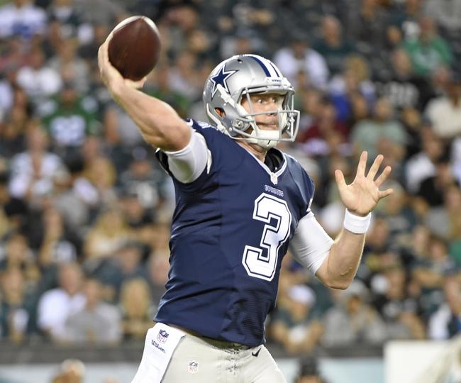 Cowboys vs. Falcons - 9/27/15 NFL Pick, Odds, and Prediction