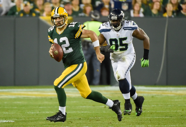 Seattle Seahawks at Green Bay Packers 9/20/15 NFL Score, Recap, News and Notes