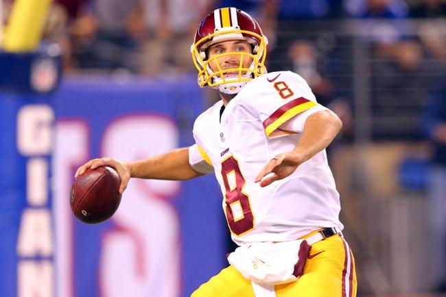 Redskins vs. Eagles - 10/4/15 NFL Pick, Odds, and Prediction