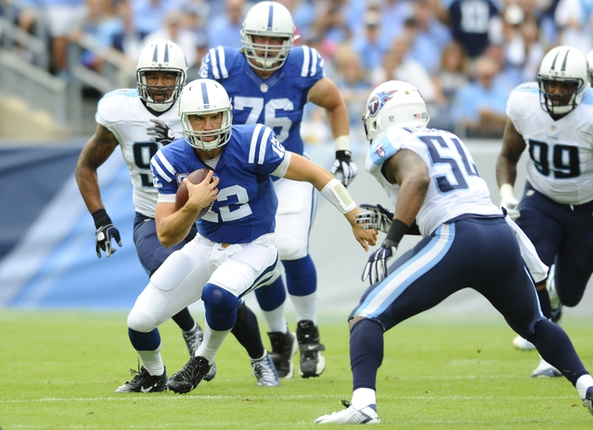 Indianapolis Colts at Tennessee Titans 9/27/15 NFL Score, Recap, News and Notes