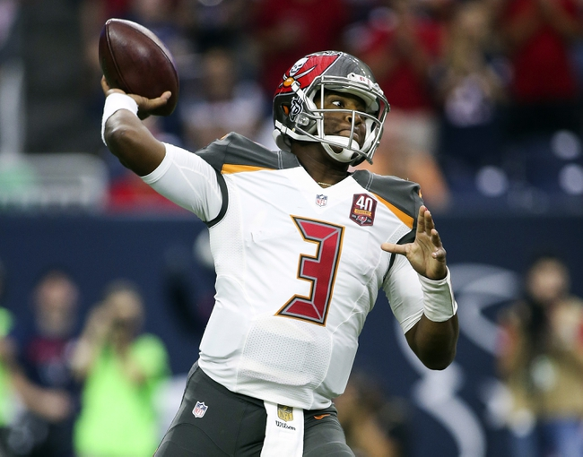 Buccaneers vs. Panthers - 10/4/15 NFL Pick, Odds, and Prediction