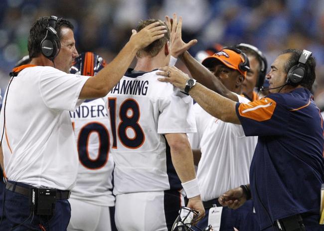 Vikings at Broncos - 10/4/15 NFL Pick, Odds, and Prediction