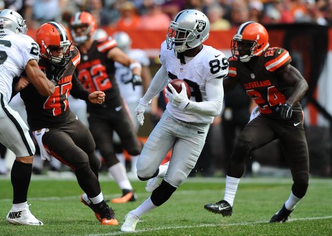 Oakland Raiders vs. Denver Broncos - 10/11/15 NFL Pick, Odds, and Prediction