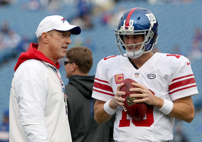 Giants vs. 49ers - 10/11/15 NFL Pick, Odds, and Prediction